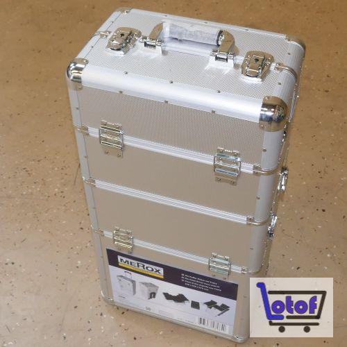 Aluminium Werkzeug-Rollkoffer