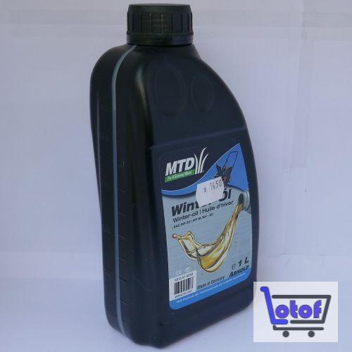 MTD Winter-Öl