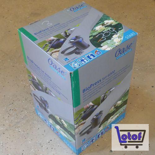 BioPress Druckfilter Set 6000