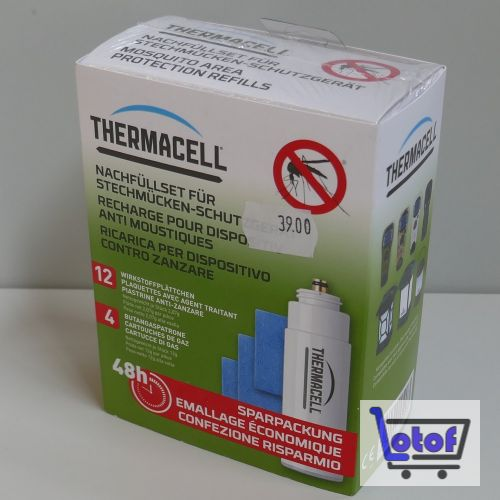 Thermacell Nachfüllset für Stechmücken-Schutzgerät